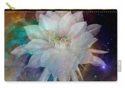 Cereus Chaos Carry-all Pouch by Tanya Hamell