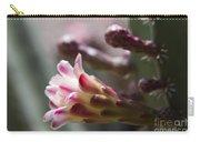 Cereus Hexagonus Pink Carry-all Pouch