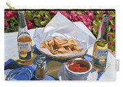 Cervezas Y Nachos - Coronas With Nachos Carry-all Pouch