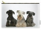 Cesky Terrier Dogs Carry-all Pouch