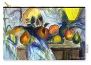 Cezanne Still Life With Skull Carry-all Pouch