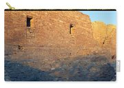 Chaco Canyon Indian Ruins, Sunset, New Carry-all Pouch