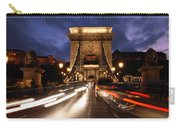 Chain Bridge Budapest  Carry-all Pouch