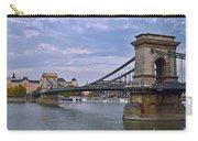 Chain Bridge Carry-all Pouch