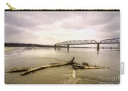 Chain Of Rocks Bridge  Carry-all Pouch