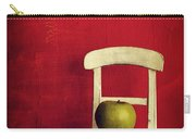 Chair Apple Red Still Life Carry-all Pouch