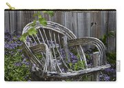 Chair In The Garden Carry-all Pouch