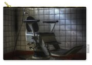 Chair Of Horror Carry-all Pouch