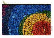 Chakra Swirl Carry-all Pouch