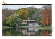 Chalet On The Lagoon Carry-all Pouch