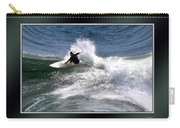 Challenge Yourself-surf Carry-all Pouch