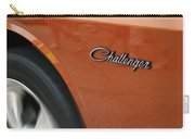 Challenger Emblem Carry-all Pouch
