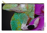 Chamaeleon Carry-all Pouch