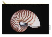 Chambered Nautilus Carry-all Pouch