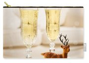 Champagne At Christmas Carry-all Pouch