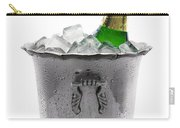 Champagne Bottle On Ice Carry-all Pouch