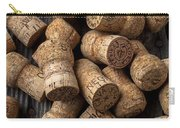 Champagne Corks Carry-all Pouch