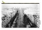 Champs Elysees - Paris Carry-all Pouch