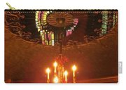 Chandelier At The Brown Palace In Denver Carry-all Pouch