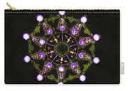 Chandelier Kaleidoscope Carry-all Pouch