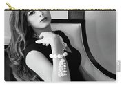 Chanel Chanel Bw Palm Springs Carry-all Pouch