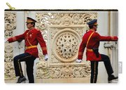 Change Of Guards Ceremony Dolmabahce Istanbul Turkey Carry-all Pouch