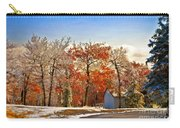 Change Of Seasons Carry-all Pouch by Lois Bryan