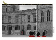 Changing Of The Guard At Windsor Castle Carry-all Pouch