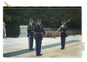 Changing Of The Guard Carry-all Pouch