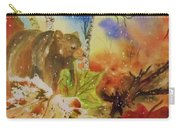 Changing Of The Seasons - Square Format Carry-all Pouch