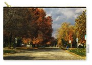 Changing To Fall Colors In Dwight Il Carry-all Pouch