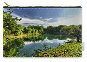 Chankanaab Lagoon Reflections Carry-all Pouch