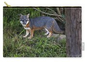 Channel Island Fox Carry-all Pouch