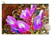 Chaparral Pea In Painted Desert Of Petrified Forest National Park-arizona  Carry-all Pouch