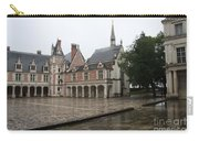 Chapel And Courtyard Chateau Blois Carry-all Pouch