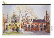 Chapel And Hall  Lincoln's Inn Carry-all Pouch