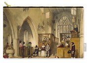 Chapel At Haddon Hall, Derbyshire Carry-all Pouch