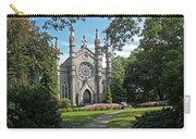 Chapel At Mt Auburn Cemetery Carry-all Pouch