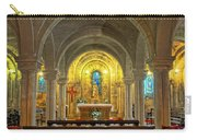 Chapel At Notre Dame Cathedral Verdun Carry-all Pouch