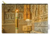 Chapel At Saint Patricks Cathedral Carry-all Pouch