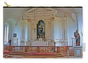 Chapel In King's Bastion In Louisbourg Living History Museum-174 Carry-all Pouch
