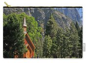 Chapel In The Valley Carry-all Pouch