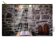 Chapel Light Carry-all Pouch by Adrian Evans