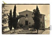 Chapel Of San Amasio Carry-all Pouch