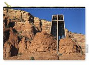 Chapel Of The Holy Cross Carry-all Pouch
