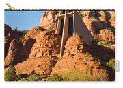 Chapel Of The Holy Cross Sedona Arizona 100 Carry-all Pouch