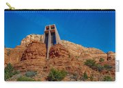 Chapel Of The Holy Cross Sedona Az Front Carry-all Pouch