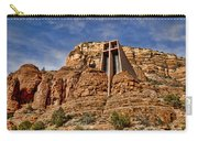 Chapel Of The Holy Cross - Sedona Az Carry-all Pouch