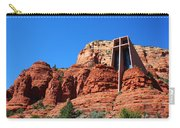 Chapel Of The Holy Cross Sedona Carry-all Pouch