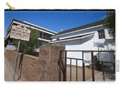Chapel Of The Immaculate Conception Old Town San Diego Carry-all Pouch